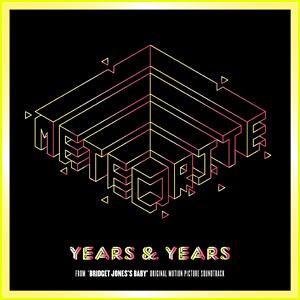 Years & Years Release 'Bridget Jones's Baby' Song 'Meteorite' - Full Stream & Lyrics!
