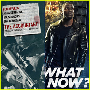 'The Accountant' Beats Out 'What Now?' at Weekend Box Office