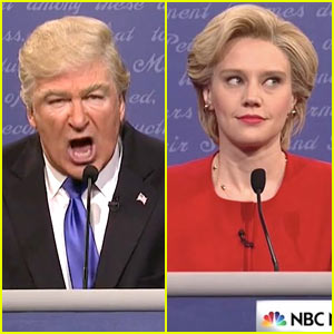 Alec Baldwin Makes His Debut as Donald Trump in 'SNL' Season Premiere - Watch!