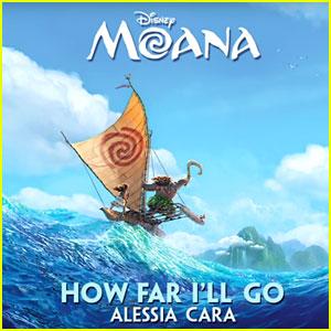 Alessia Cara Drops 'Moana' Song 'How Far I'll Go' - Lyrics & Download!
