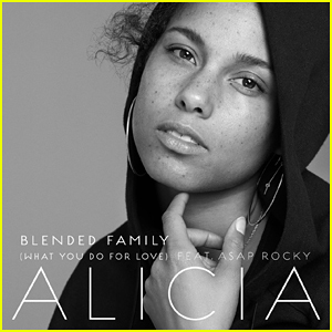 Alicia Keys: 'Blended Family (What You Do For Love)' feat. A$AP Rocky - Stream, Lyrics & Download!