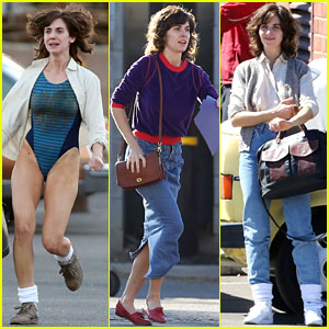 Alison Brie Wears a Bunch of Outfits for Netflix Series 'G.L.O.W.'