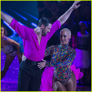 Amber Rose Dances to Meghan Trainor on 'DWTS' - Watch Now!