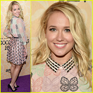 Anna Camp Takes Fans Inside 'Good Girls Revolt' Premiere Screening!