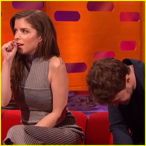 Anna Kendrick & Daniel Radcliffe Can't Handle Robbie Williams' Insane Sex Story - Watch Now!