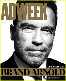 Arnold Schwarzenegger Would Run for President if He Could