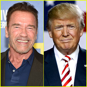 Arnold Schwarzenegger Will Not Vote for Donald Trump