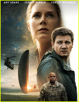 Amy Adams' 'Arrival' Final Trailer & Poster - Watch Now!