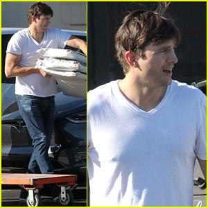 Ashton Kutcher Receives Nothing But Warm Wishes from Ex January Jones