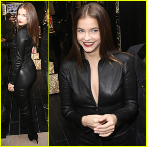 Barbara Palvin Opens L'Oreal's First Boutique in Paris