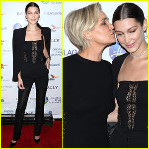 Bella Hadid's Mom Says Her Daughter is 'Struggling' With Lyme Disease