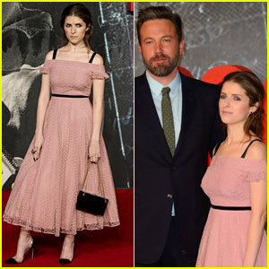 Ben Affleck & Anna Kendrick Bring 'The Accountant' to London!