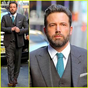 Ben Affleck Crashes John Krasinski's 'GMA' Appearance - Watch Now!