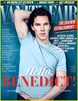 Benedict Cumberbatch Talks Fatherhood, Fan Base, & More in 'Vanity Fair'