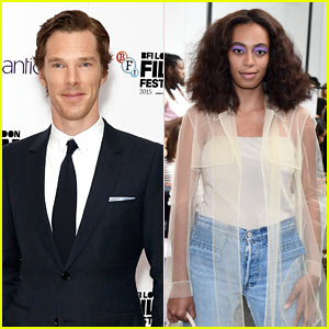 Benedict Cumberbatch to Host 'Saturday Night Live' with Musical Guest Solange!