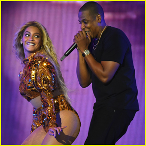 Beyonce Joined on Stage By Jay Z & Kendrick Lamar at Final Formation Tour Date - Watch Now!
