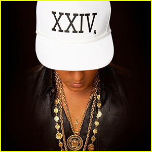 Bruno Mars Announces New Single '24K Magic' Arriving Friday!