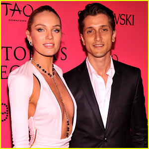 Candice Swanepoel Welcomes First Child With Fiance Hermann Nicoli