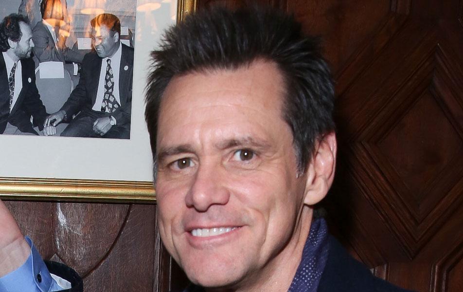 Loving Photos of Jim Carrey & His Late Girlfriend Emerge
