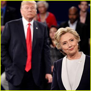 Celebrities React to Presidential Town Hall Debate 2016