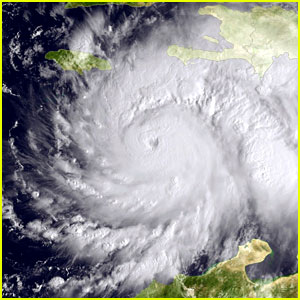 Celebrities Tweet Thoughts for Those Affected By Hurricane Matthew