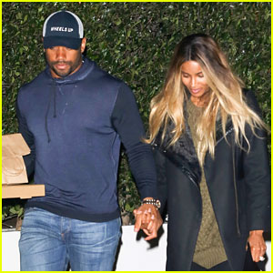 Ciara & Russell Wilson Have a Sweet Date Night at Cecconi's