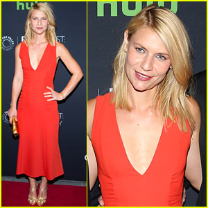 Claire Danes Attends 'Homeland' Screening at PaleyFest 2016