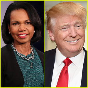 Condoleezza Rice Responds to Donald Trump Reportedly Calling Her a 'B---h'