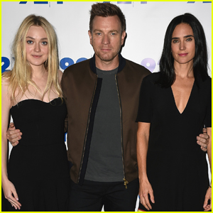 Jennifer Connelly & Ewan McGregor Promote 'American Pastoral' with Dakota Fanning!