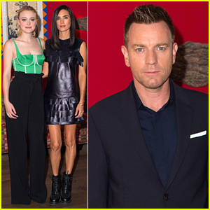 Jennifer Connelly & Dakota Fanning Bring 'American Pastoral' To London with Ewan McGregor