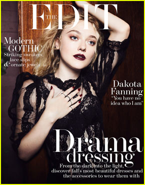 Dakota Fanning Admits to Being a 'Bit of a Control Freak'