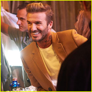 David Beckham Reveals New Haig Club Clubman TV Ad!