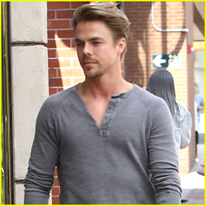 Derek Hough Will Dance Viennese Waltz With Marilu Henner on DWTS Next Week