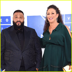 DJ Khaled Welcomes Son with Fiance Nicole Tuck!