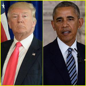 Donald Trump Invites President Obama's Half-Brother to Debate