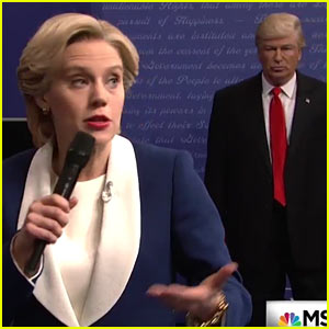 'Donald Trump' Stalks 'Hillary Clinton' as 'Ken Bone' Wins Presidential Debate in SNL Cold Open - Watch!