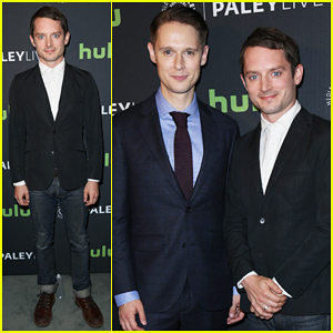 Elijah Wood Debuts 'Dirk Gently's Holistic Detective Agency' At PaleyLive LA - Watch Trailer!