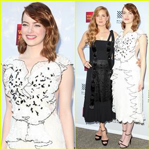 Emma Stone & Amy Adams Celebrate Mill Valley Film Festival Opening Night!