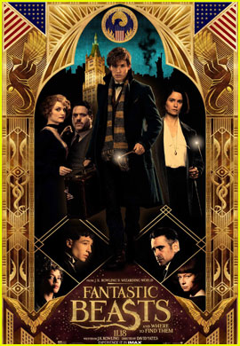 'Fantastic Beasts & Where to Find Them' Will Be 5 Total Movies!