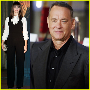 Felicity Jones On Working with Tom Hanks: 'I Felt Totally Embraced By Him'