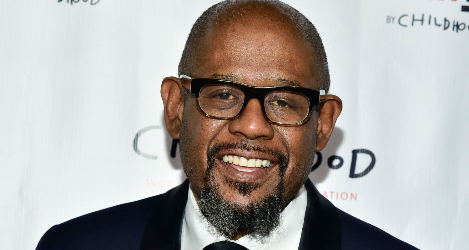 Forest whitaker forest whitaker photo for The whitaker
