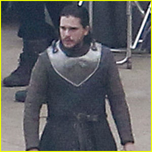 'Game of Thrones' Cast Continues Filming in Spain