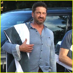 Gerard Butler's Dialect Coach is Also Named Gerry Butler!