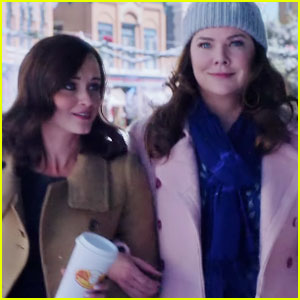 'Gilmore Girls' Reboot Official Trailer Debuts - Watch Now!