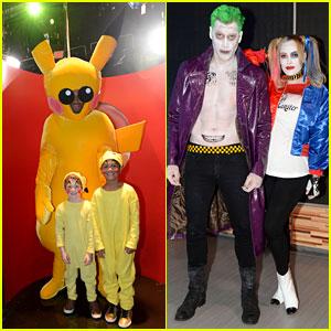 GMA's Michael Strahan Dresses as Pikachu for Halloween!