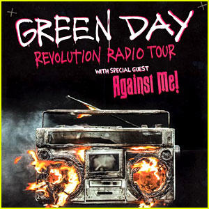 Green Day Announces 2017 Tour Dates for 'Revolution Radio'
