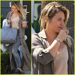 Hilary Duff Gives Selena Gomez Props for How She Handles Fame