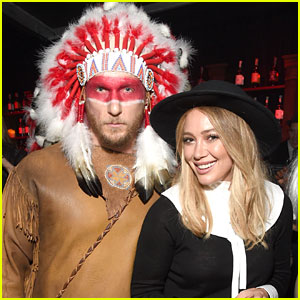 Hilary Duff Apologizes for Insensitive Halloween Costume