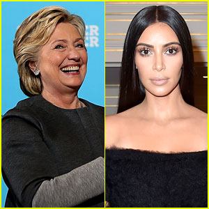 Hillary Clinton Comments on Kim Kardashian's Gunpoint Robbery