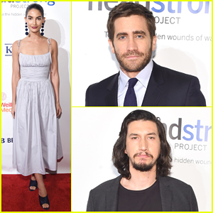Jake Gyllenhaal, Adam Driver & More Help Fundraise for Veterans at The Headstrong Project Benefit!